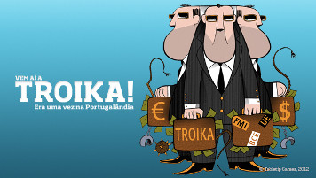 Here comes Troika