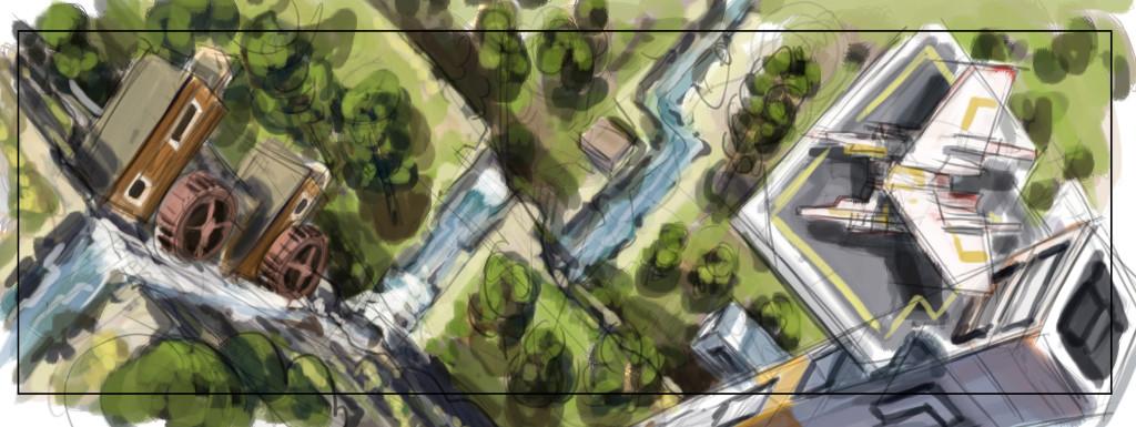 Eco - online ecosystem simulation
