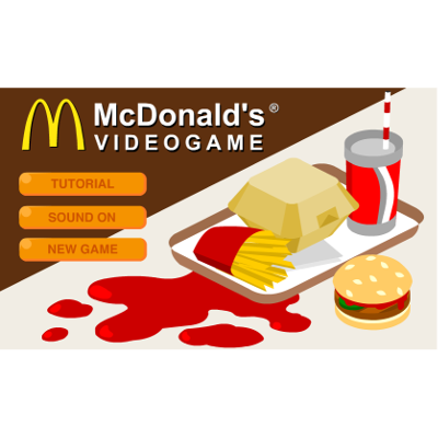 McDonald Vdeo Game