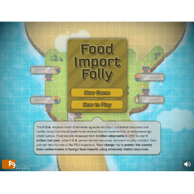 Food Import Folly