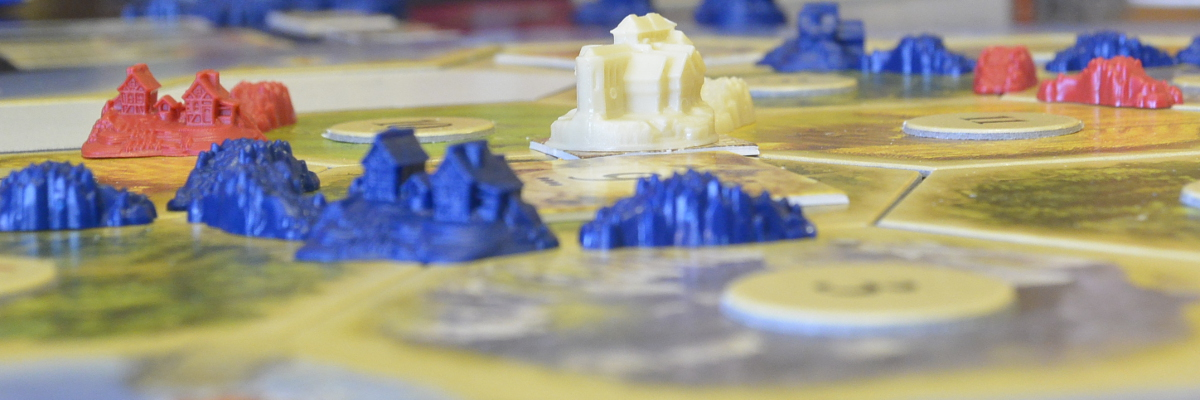 Catan: Oil Springs scenario