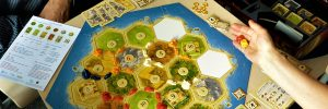 Few lessons from Catan: Oil Springs