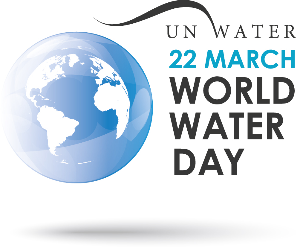 UN Water 22 March World Water Day logo