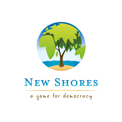 New Shores logo