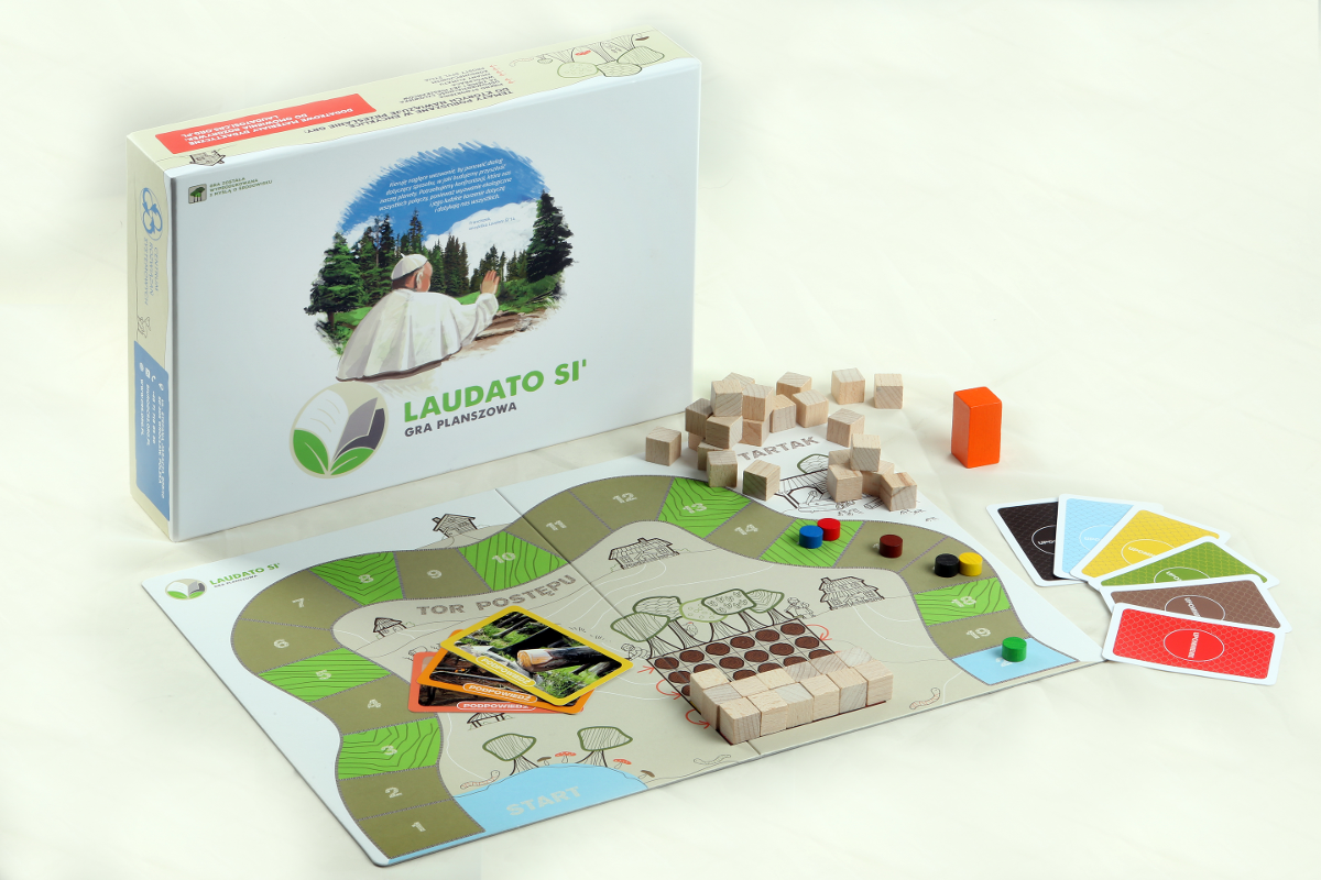 Laudato Si - game box