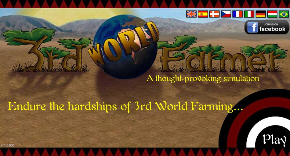 3rd Worlds Farmer Initial Screen