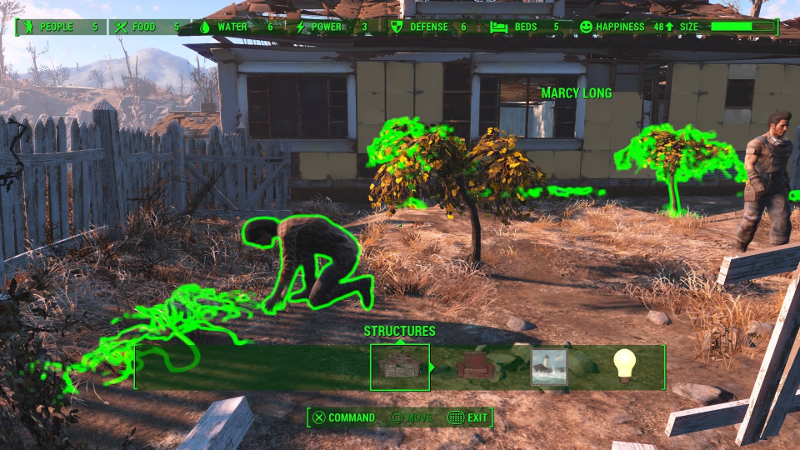 Mainstream games like the Fallout or Metro series provide lessons in community resilience following a disaster event, reflecting real-life recovery situations.