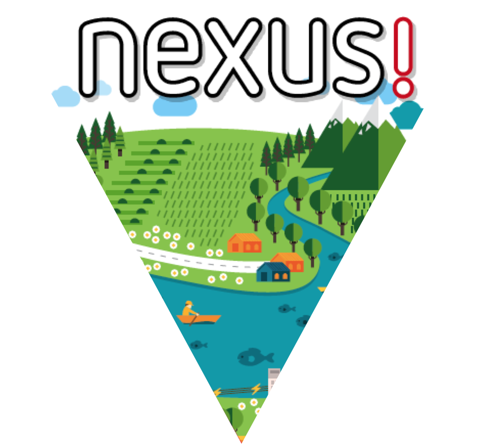 The Nexus! Challenge lets its participants stand in the shoes of politicians and CEOs who jointly shape an economy that has to provide energy, water and food to its cities.