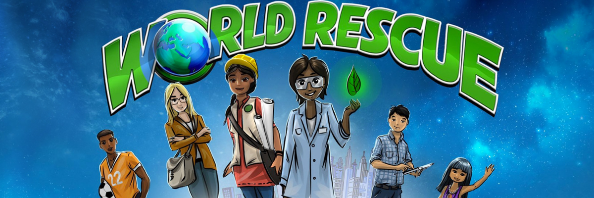 World Rescue game with Sandhya Nankani