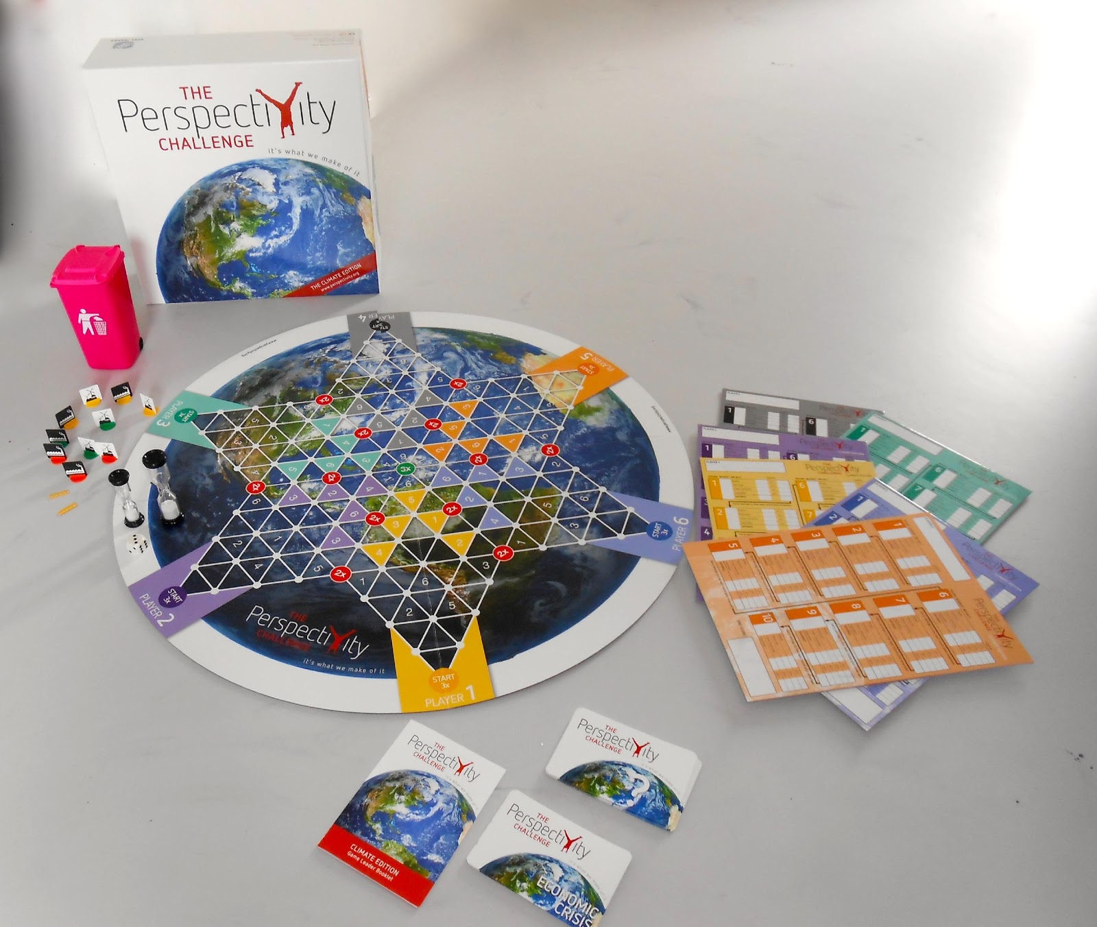 Climate Challenge - game set