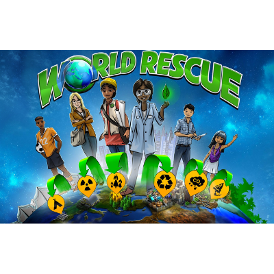 World Rescue logo
