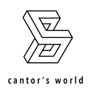 Cantor's World - logo